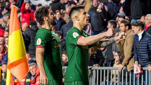 Copa del Rey (semis, vuelta): Resumen y goles del Granada 2-1 Athletic