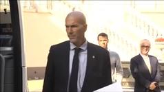El Real Madrid llega a Estambul para la 'final' ante el Galatasaray