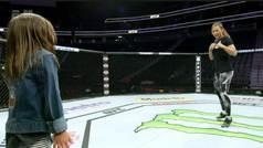 Michelle Waterson, la 'Madre Enjaulada' de la UFC: La vida de 'The Karate Hottie'