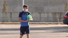 Competición dictamina que se debe jugar el Deportivo-Fuenlabrada