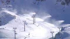 Las estaciones de esquí perderán millones por los cierres durante el puente de diciembre