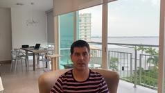El entrenador de Emelec nos cuenta la situación en Guayaquil