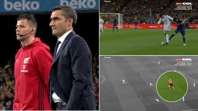 Ya hay árbitro para el Clásico en el Camp Nou — OFICIAL