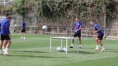El Atlético prepara la visita a Getafe sin Joao Félix, Giménez, Trippier y Vrsaljko