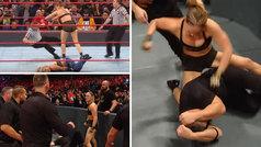 """Ronda Rousey la lía en la WWE pegando a un guardia de seguridad: """"Que me expulsen si quieren"""""""