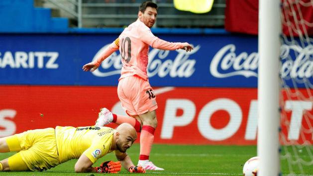 LaLiga (J38): Resumen y goles del Eibar 2-2 Barcelona