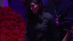 Emotiva despedida a Kobe Bryant en el Staples Center