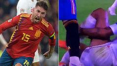 Sergio Ramos se defiende de las acusaciones de su pisotón a Sterling