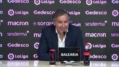 """Pereira: """"Jugar con nervios es difícil, aún nos falta poso"""""""