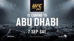 Segundo Round: La UFC llegará a Abu Dhabi
