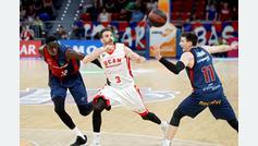 Liga ACB. Resumen Baskonia 93-49 Murcia