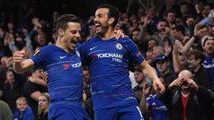 Europa League (cuartos, vuelta): Resumen y goles del Chelsea 4-3 Slavia Praga