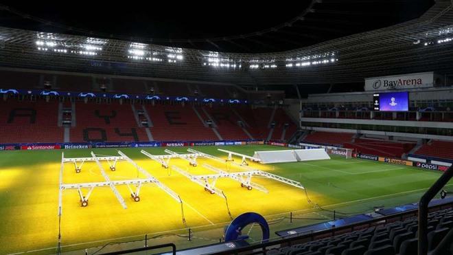 Así seguimos el directo del B. Leverkusen - Atlético