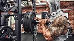 Los ejercicios de Dwayne Johnson para estar como una 'Roca' con 46 años