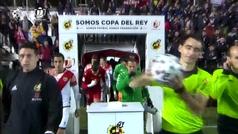 Copa del Rey (1/16): Resumen y goles del Rayo Vallecano (3) 2-2 (2) Betis