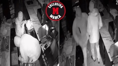 Así actúa la banda criminal de Mercado: robos con violencia en locales, casas...