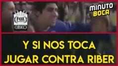 Boca comparte un vídeo que indigna a su rival: ¡escriben River con B!