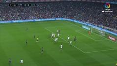 Gol de Coutinho (1-0) en el Barcelona 4-2 Sevilla