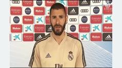 """""""El mensaje de Zidane es disfrutar y jugar al fútbol"""""""