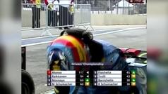 4º Fernando Alonso conquista el mundo