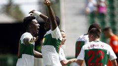 LaLiga 123 (J5): Resumen y goles del Elche 1-1 Mallorca