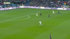 Gol de Modric (2-0) en el Real Madrid 2-0 Sevilla
