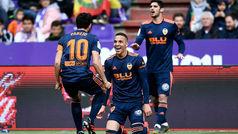 LaLiga (J38): Resumen y goles del Valladolid 0-2 Valencia