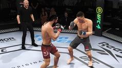 EA retira los anuncios de UFC 4 tras las quejas de los usuarios