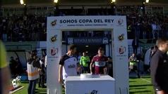 Copa del Rey (segunda ronda): Resumen y goles del Mérida 1-4 Celta