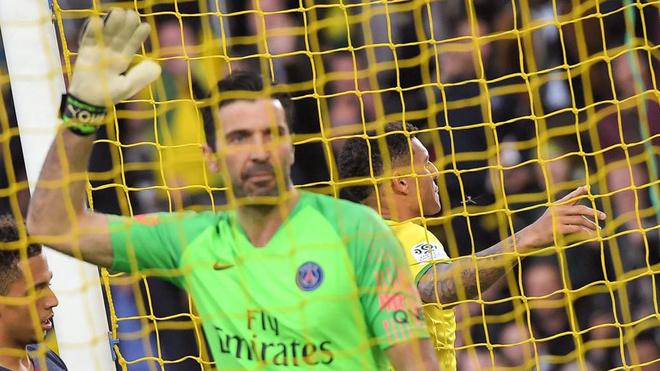PSG no pudo coronarse campeón ante Nantes - Somos Deporte