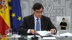 El Gobierno anuncia una orden ministerial para aplicar las nuevas restricciones