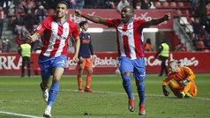 Copa del Rey (octavos, ida): Resumen y goles del Sporting 2-1 Valencia
