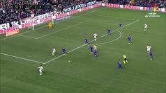 Gol de Oro: Gol de Raúl De Tomás (3-2) en el Rayo Vallecano 4-2 Celta