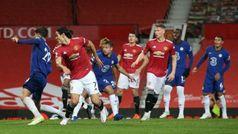 Premier League (J6): Resumen del Manchester United 0-0 Chelsea