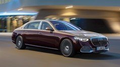 El lujo máximo se llama Mercedes-Maybach Clase S