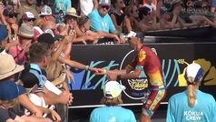 Iván Cáceres pide matrimonio a su novia tras ser campeón del mundo de ironman