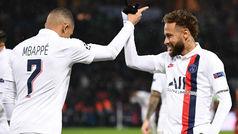 Champions League (Grupo A): Resumen y goles del PSG 5-0 Galatasaray