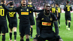 Champions League (Grupo F): Resumen y goles del Slavia 1-3 Inter