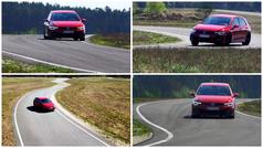 El vídeo que demuestra el salto dinámico del Golf GTI 8