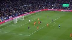 Gol de Messi (3-1) en el Barcelona 5-1 Lyon
