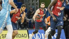 Liga ACB. Resumen: Baskonia 100-78 Breogán