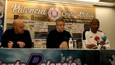 Julio César, presentado como nuevo entrenador del Cristo Atlético