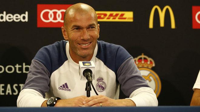 """Zidane confirma la exclusiva de MARCA: """"Mi idea es que se quede Asensio"""""""
