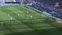 Gol de oro: Gol de Aritz Elustondo (1-0) en el Real Sociedad 1-2 Barcelona