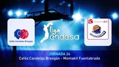 Liga ACB. Resumen: Breogán 92-96 Fuenlabrada