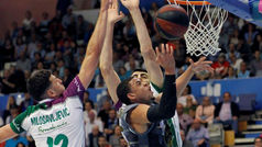 Liga ACB. Resumen: Breogán 83-75 Unicaja