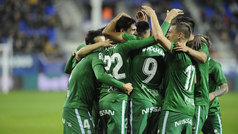 Copa del Rey (1/16, vuelta): Resumen y goles del Eibar 2-2 Sporting
