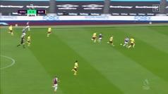 Premier League (J19): Resumen y gol del West Ham 1-0 Burnley