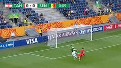 El Mundial sub 20 arranca con golazo de Senegal... ¡¡a los nueve segundos!!