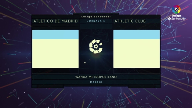MX: LaLiga (J5): Resumen Atlético de Madrid 0-0 Athletic